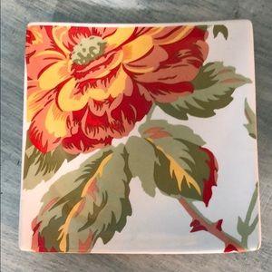 Other - Flower Ceramic Trinket Dish